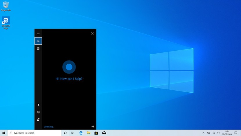 Windows 10 Pro Cortana